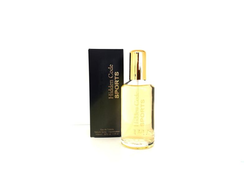 Hidden Code Sports GOLD 100ml FP8079